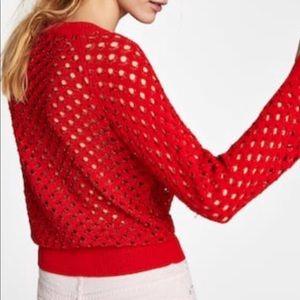 New Zara Sweater